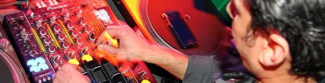 DJ Zoroo – and music strikes
