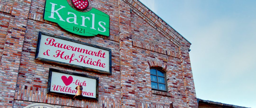Karls Erlebnis-Dorf in Warnsdorf macht richtig Spaß!