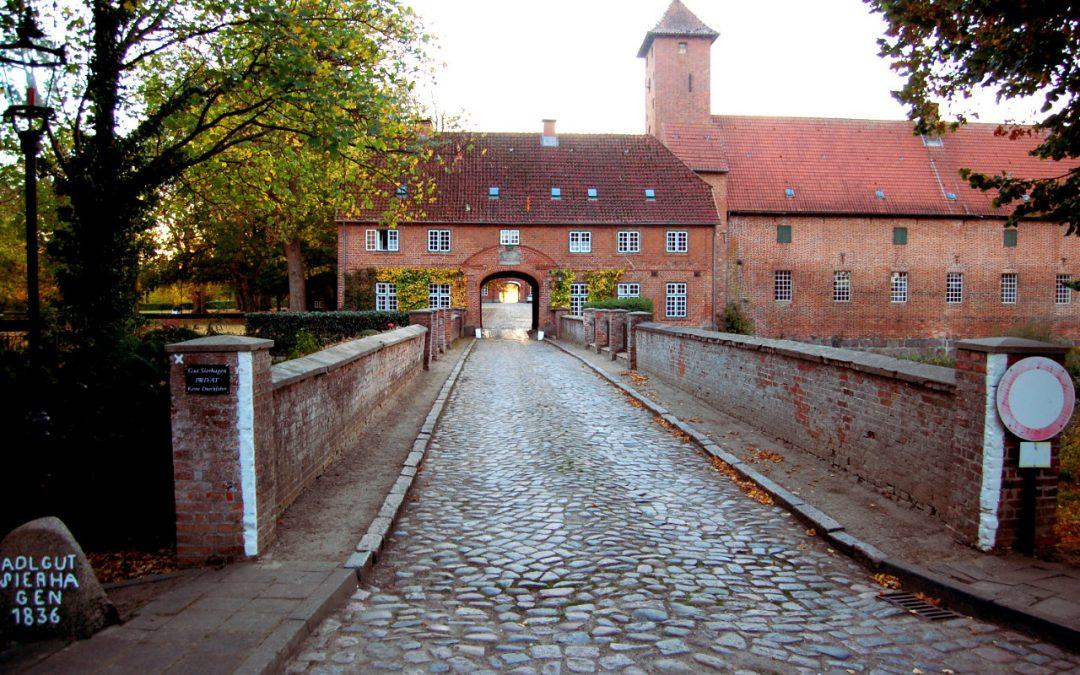 Gut Sierhagen – wunderschöne Gutsanlage in herrlicher Landschaft