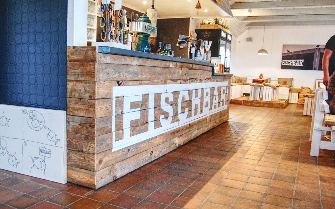 """""""Fischbar"""" in Sehlendorf – Wo Fisch nicht nur nach Fisch schmeckt!"""